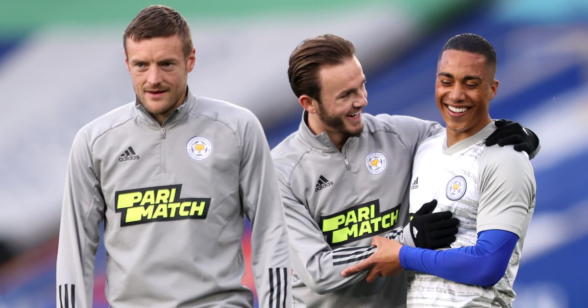 Leicester star linked with Arsenal transfer, club willing to listen to offers - team talk