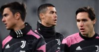 Paulo Dybala, Cristiano Ronaldo, Federico Chiesa, Juventus