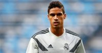Raphael Varane, Real Madrid training kit