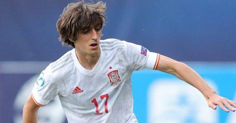 Bryan Gil, Spain midfielder
