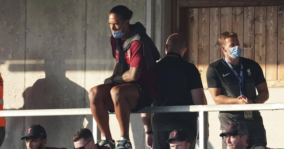 Klopp makes about turn over Van Dijk's return to Liverpool action | TEAMtalk