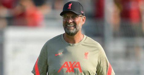 Jurgen Klopp, Liverpool pre-season, 2021