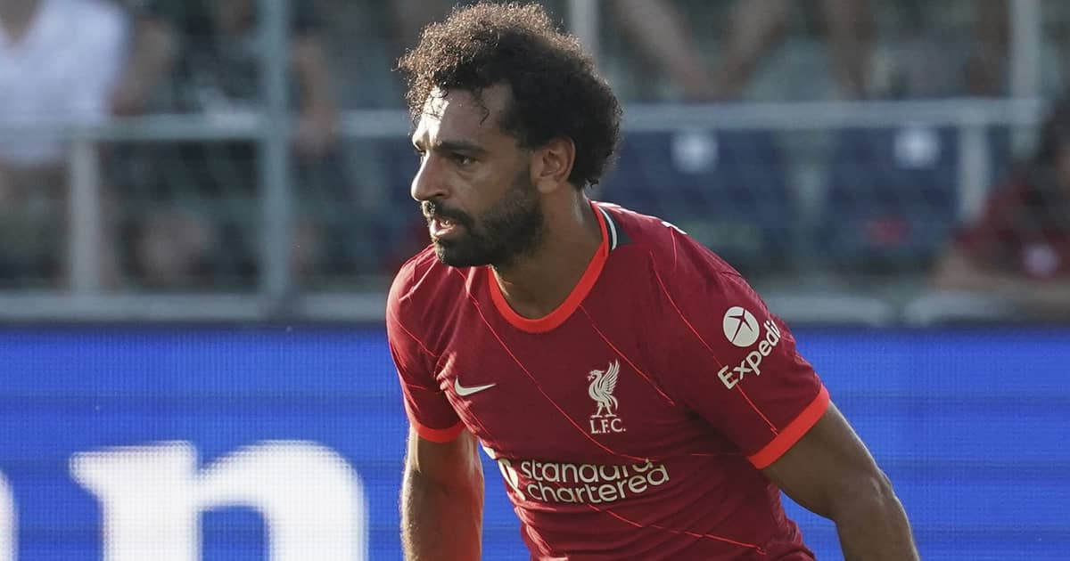 Mohamed Salah, Liverpool pre-season, 2021