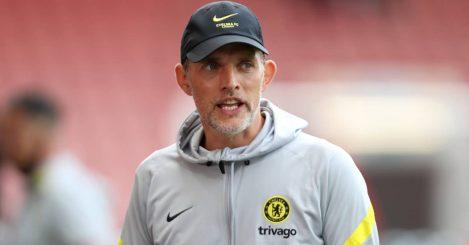Chelsea manager Thomas Tuchel, 2021
