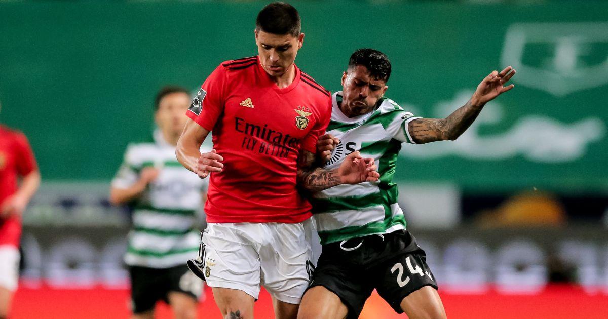 Brighton set sights on £38.4m Benfica striker after big Ben White cash-in