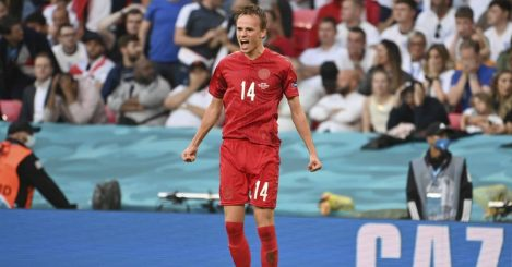 Mikkel Damsgaard Denmark Euro 2020 TEAMtalk