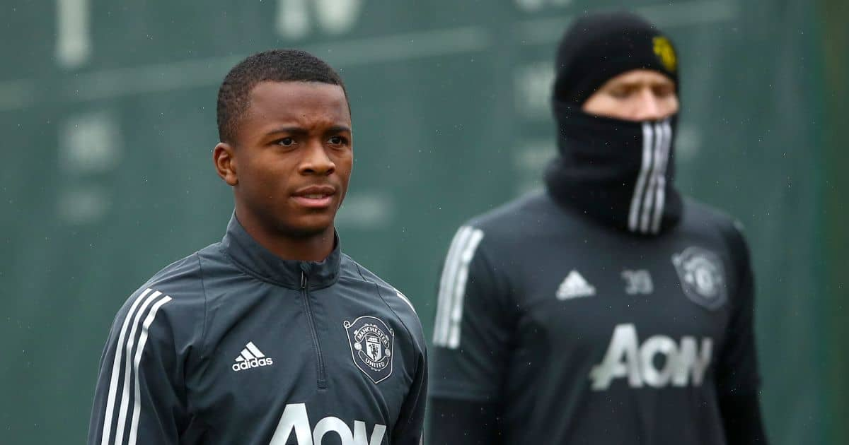 EXCLUSIVE: Man Utd ready to sanction loan move for defender
