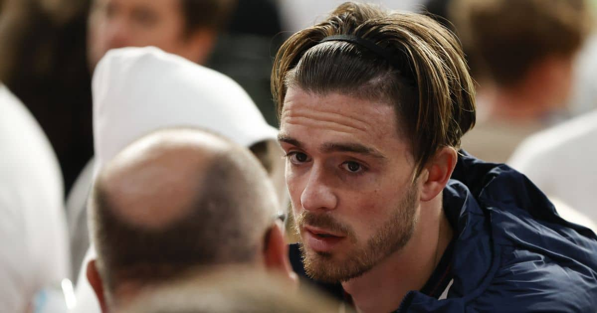 Jack Grealish July 2021 Euro 2020 TEAMtalk