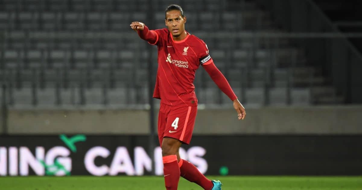 Van Dijk admits he has sprung surprise with key aspect of Liverpool return