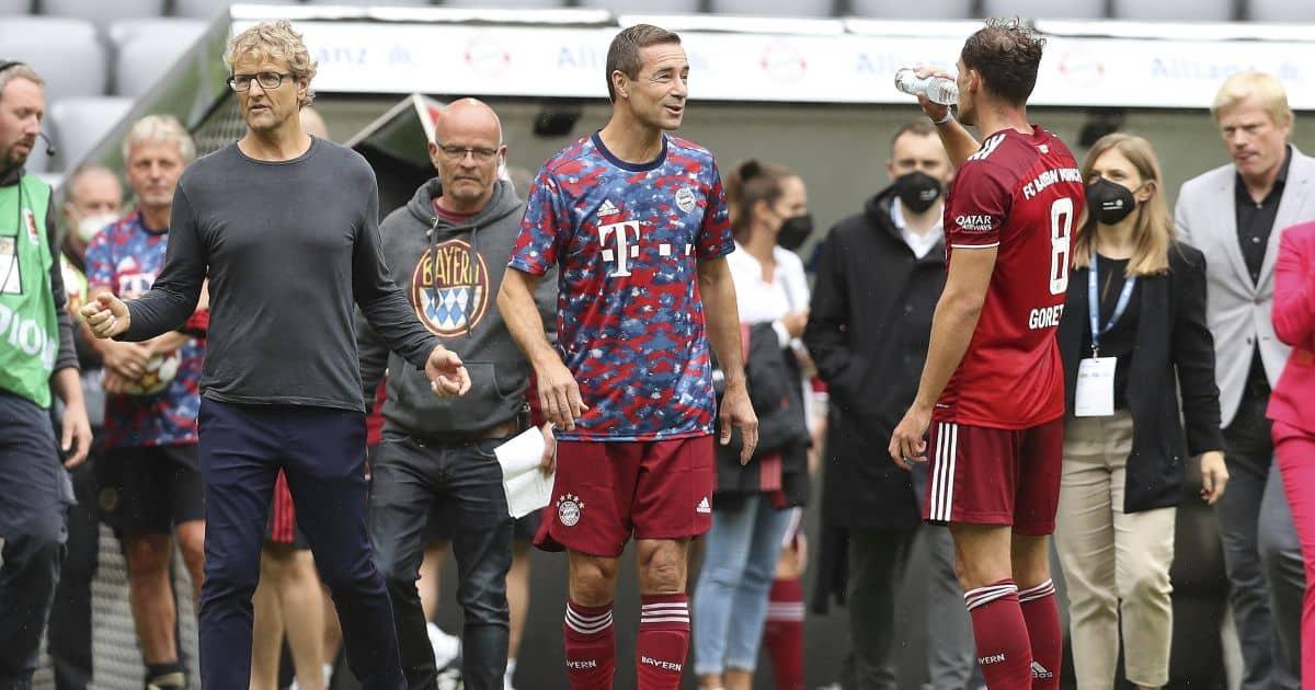 Leon Goretzka Bayern Munich August 2021