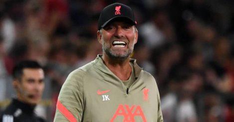 Jurgen Klopp, Liverpool manager, 2021