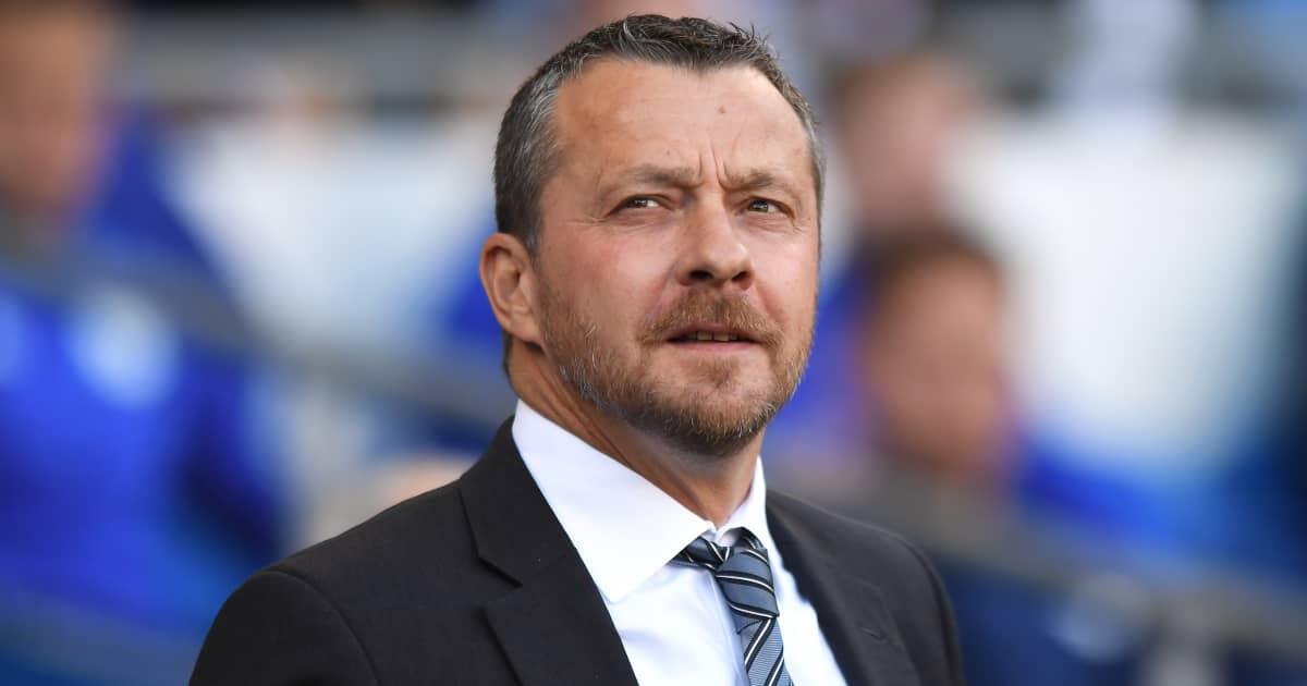 New Sheffield United boss Slavisa Jokanovic looking into the distance