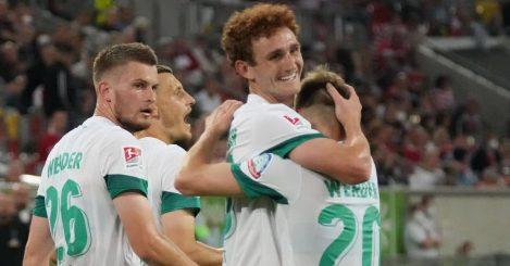 Josh.Sargent.Werder.Bremen.2021.TEAMtalk21