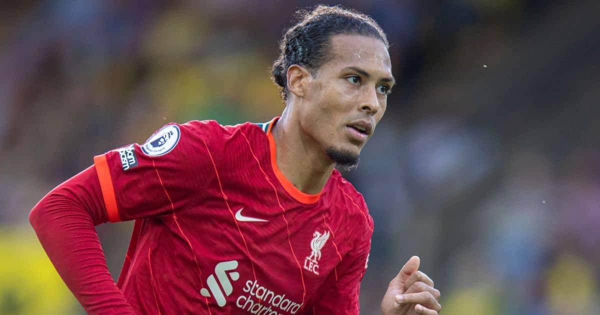 Van Dijk takes heat off Salah and points towards 'not normal' Liverpool star