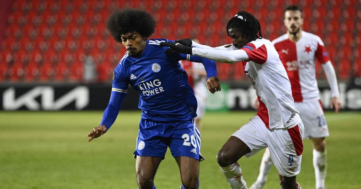 Hamza Choudhury Leicester Newcastle