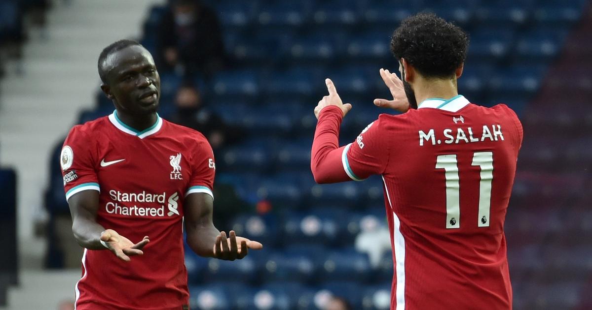 Mane Salah Liverpool