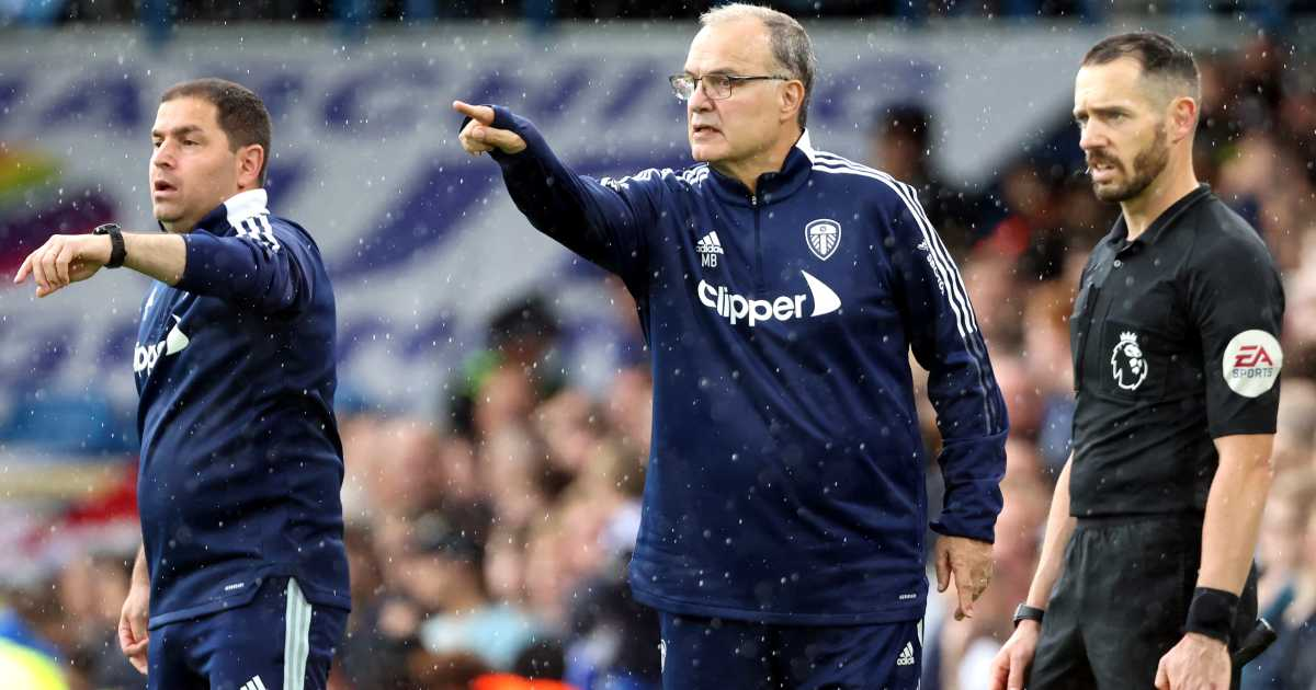 Bielsa warns of Daniel James plan for Liverpool; claims football 'going to waste'