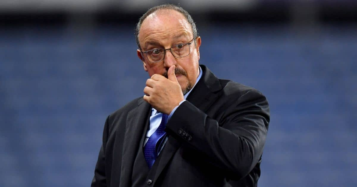 Rafa Benitez confirms next James Rodriguez stage underway for Everton