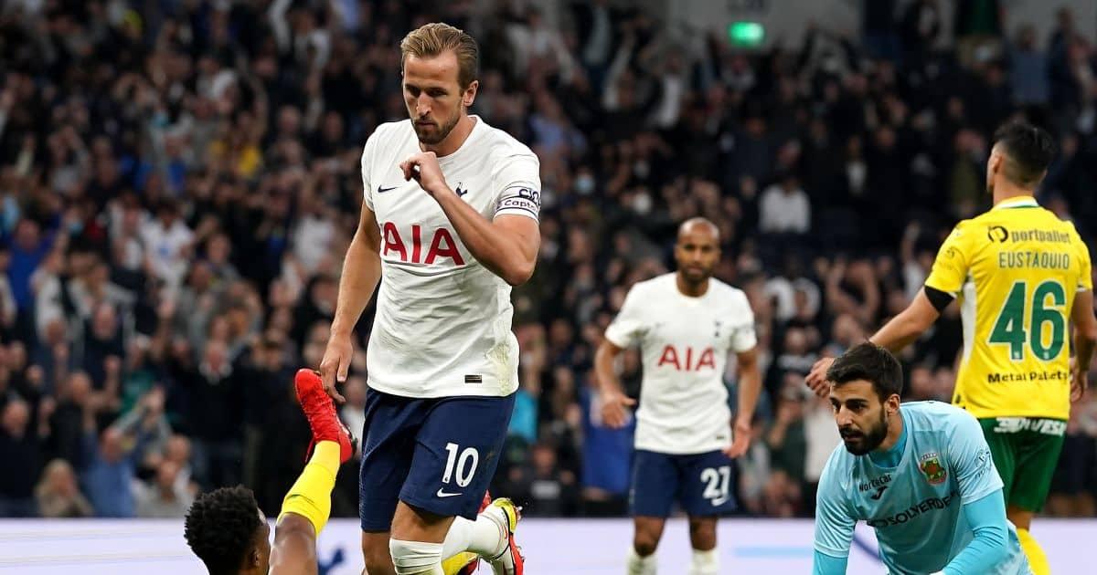 Harry Kane Tottenham Hotspur v Pacos de Ferreira