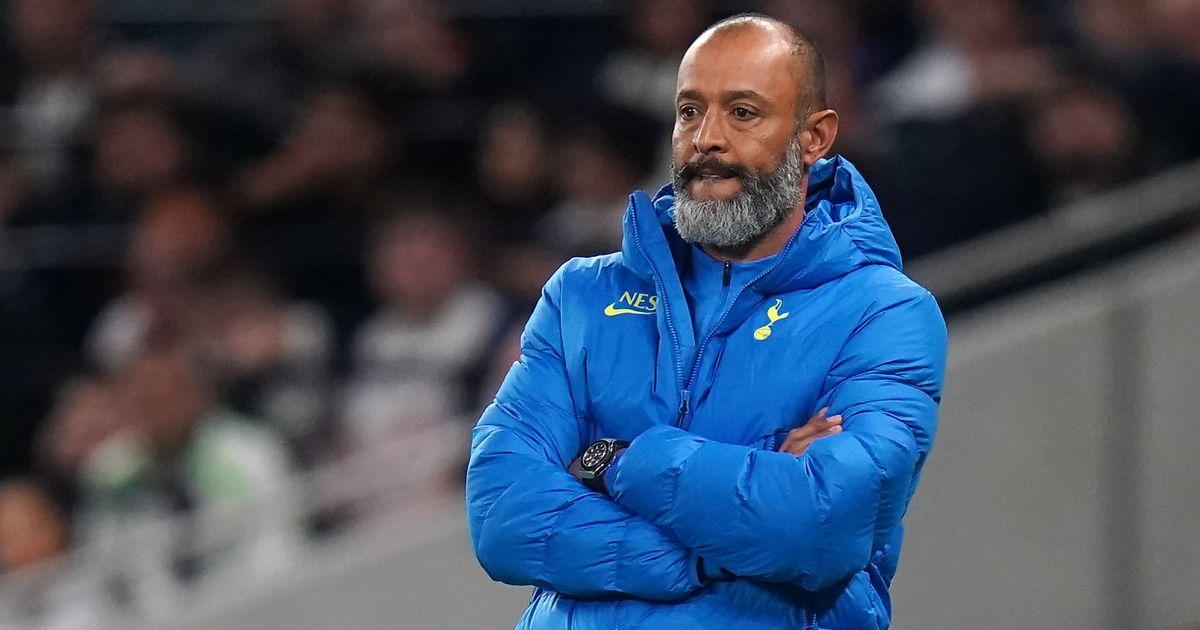 Nuno Espirito Santo Tottenham boss watching