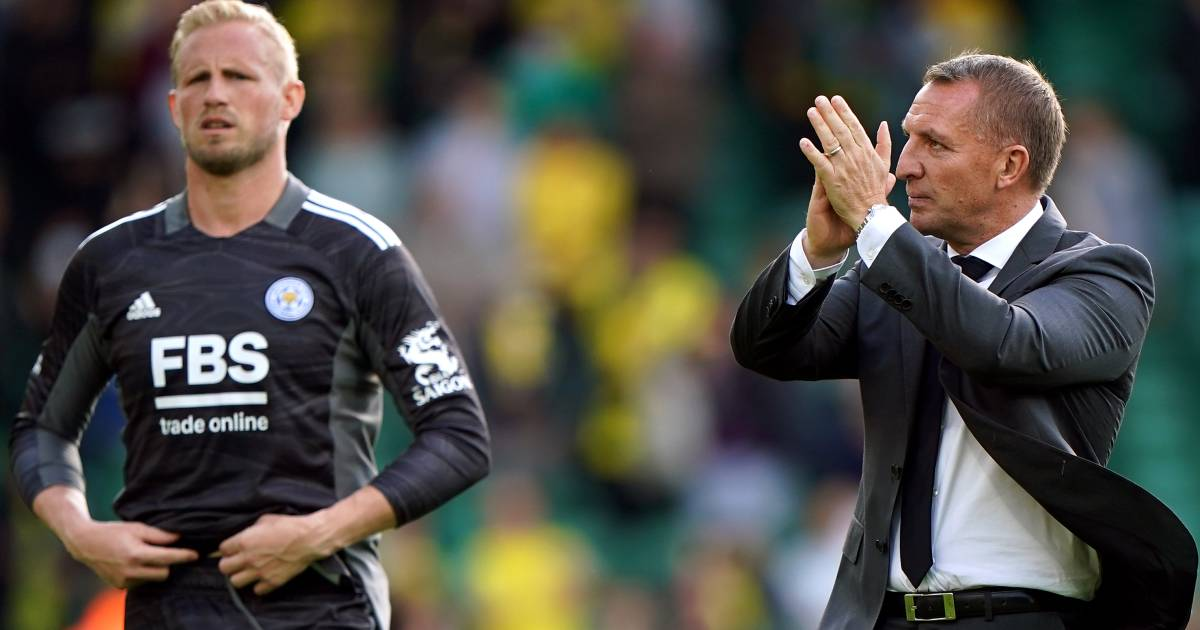 Rodgers hails three issues Leicester fixed after 'laying it out' to squad - team talk