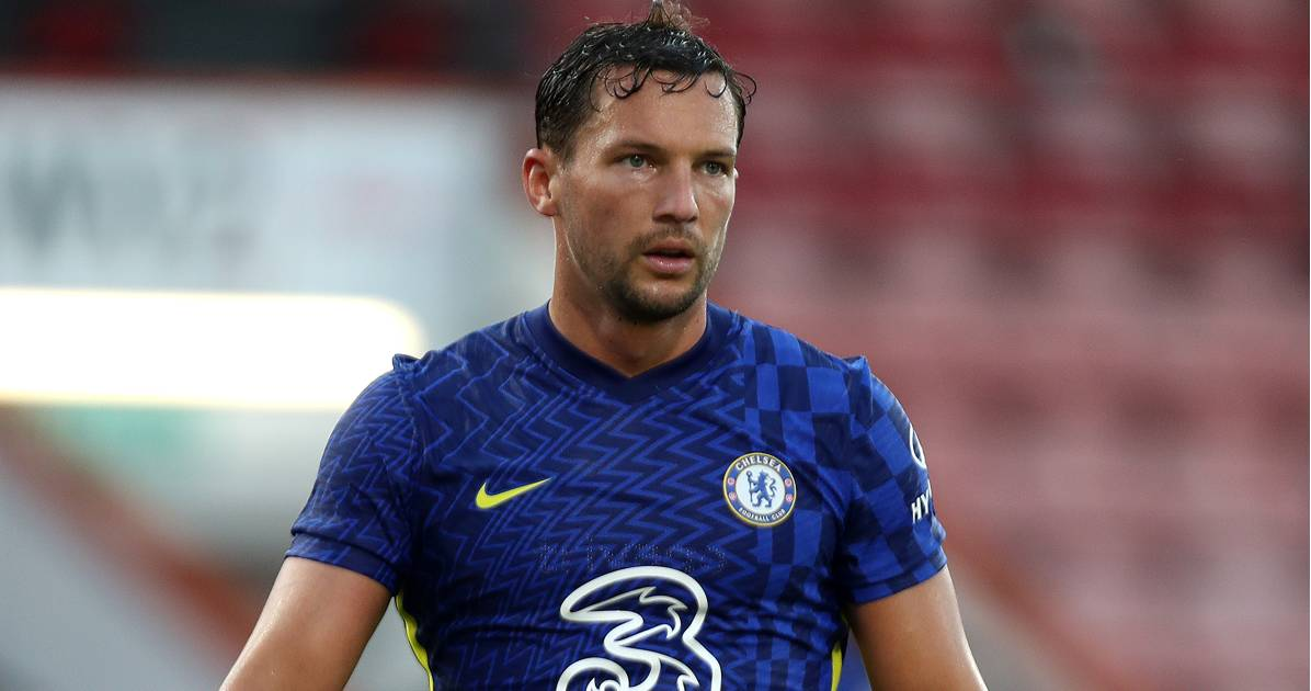 Danny Drinkwater during Chelsea vs Bournemouth, July 2021