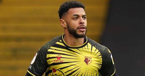 Andre Gray, Watford striker