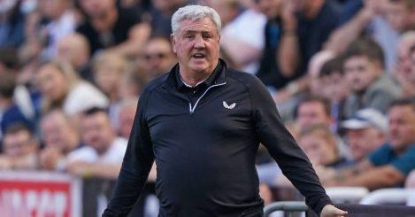 Steve Bruce Newcastle manager August 2021