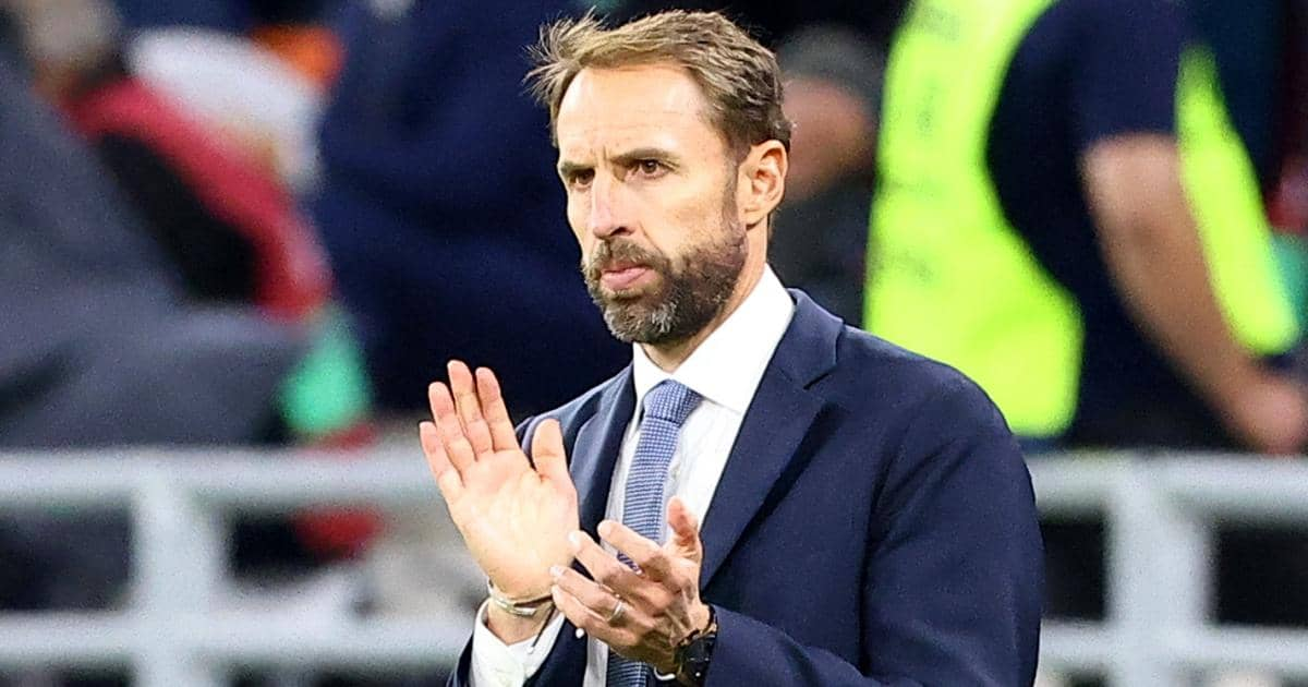 Southgate gets strange request from Man Utd over England call-up