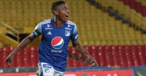 Emerson Rivaldo Rodríguez Millonarios FC