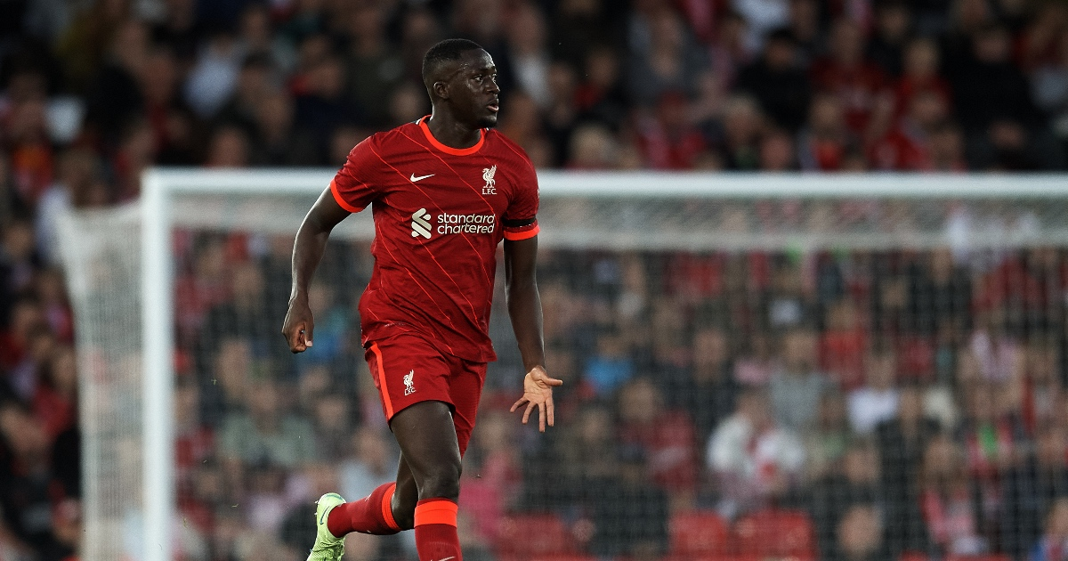 Ibrahima Konate Liverpool