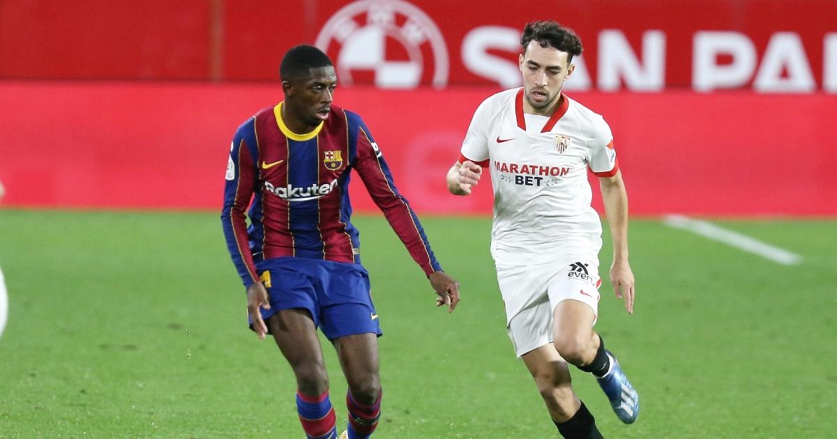 Munir Sevilla West Ham
