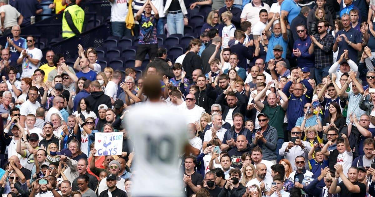 Harry Kane Tottenham fans