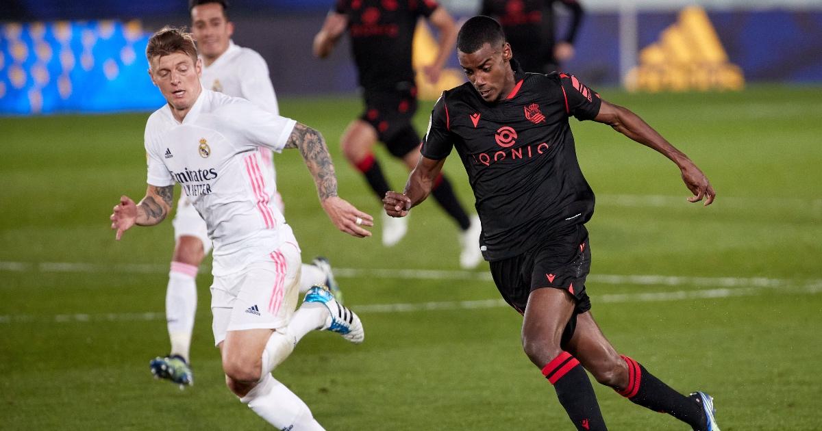 Alexander Isak Arsenal