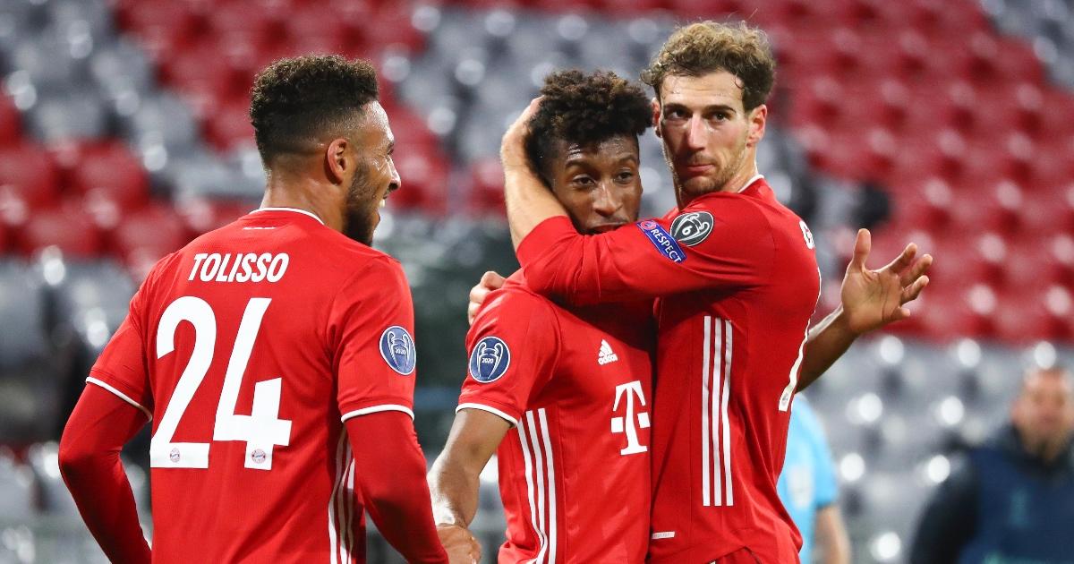 Leon Goretzka Man Utd Bayern