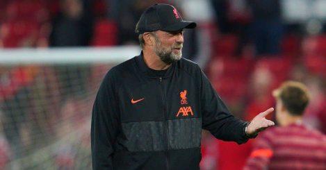 Jurgen Klopp pre-match v AC Milan September 2021