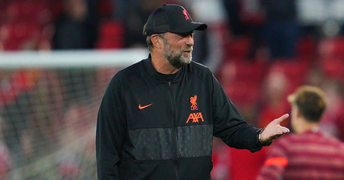 Klopp takes Scholes to task over Man Utd comments in Liverpool warning
