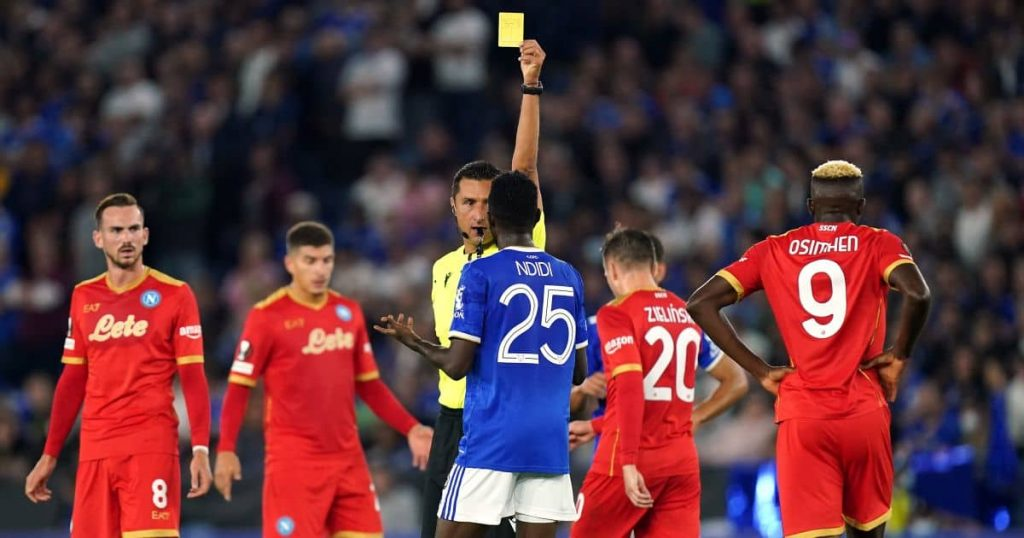 Rodgers points to 'crime' Leicester must not commit after Europa draw