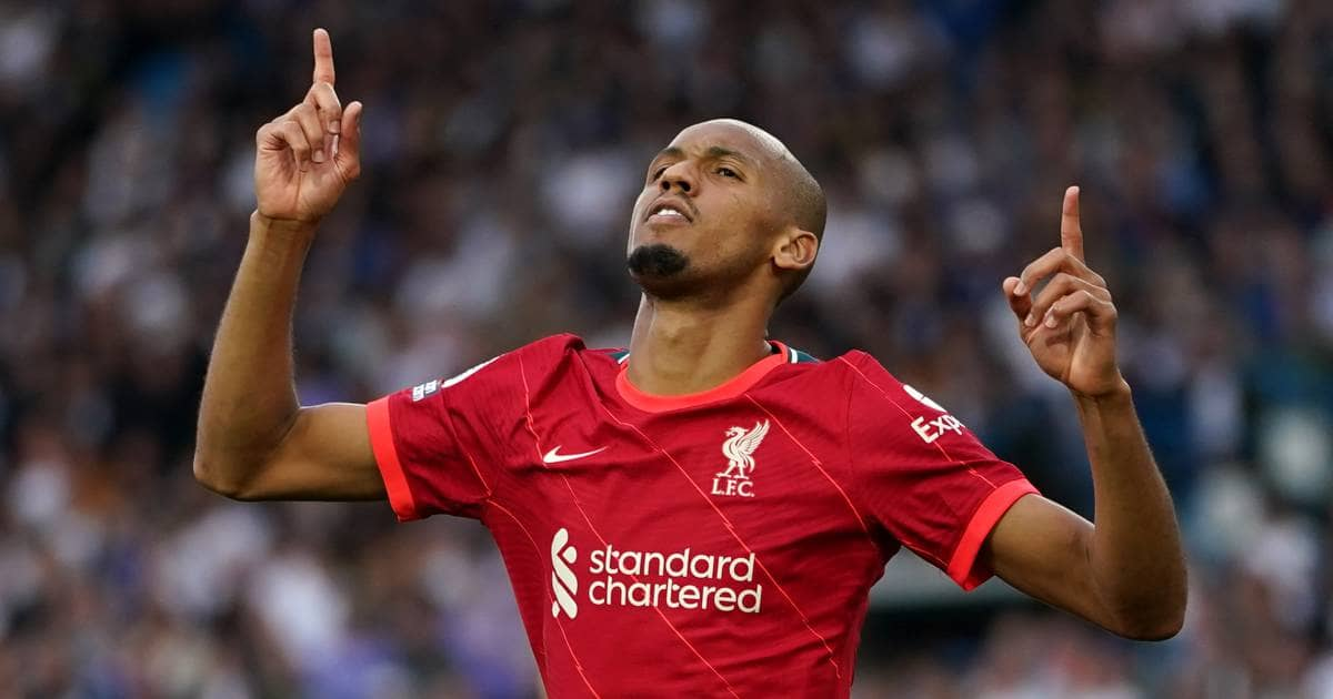 Fabinho piles pressure on two rivals, names Liverpool role he doesn't want