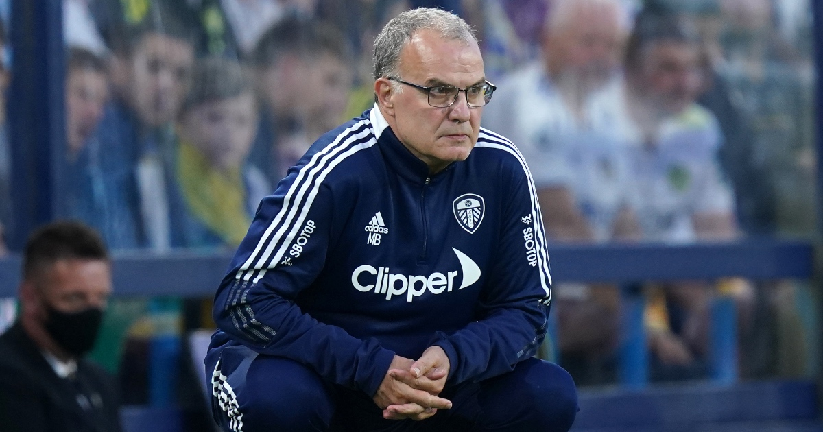 Bielsa admits to 'difficult' week as Leeds boss; gives update on integral trio