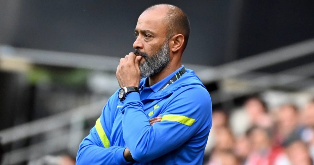 Tottenham fears realised as title winners move to secure Nuno favourite