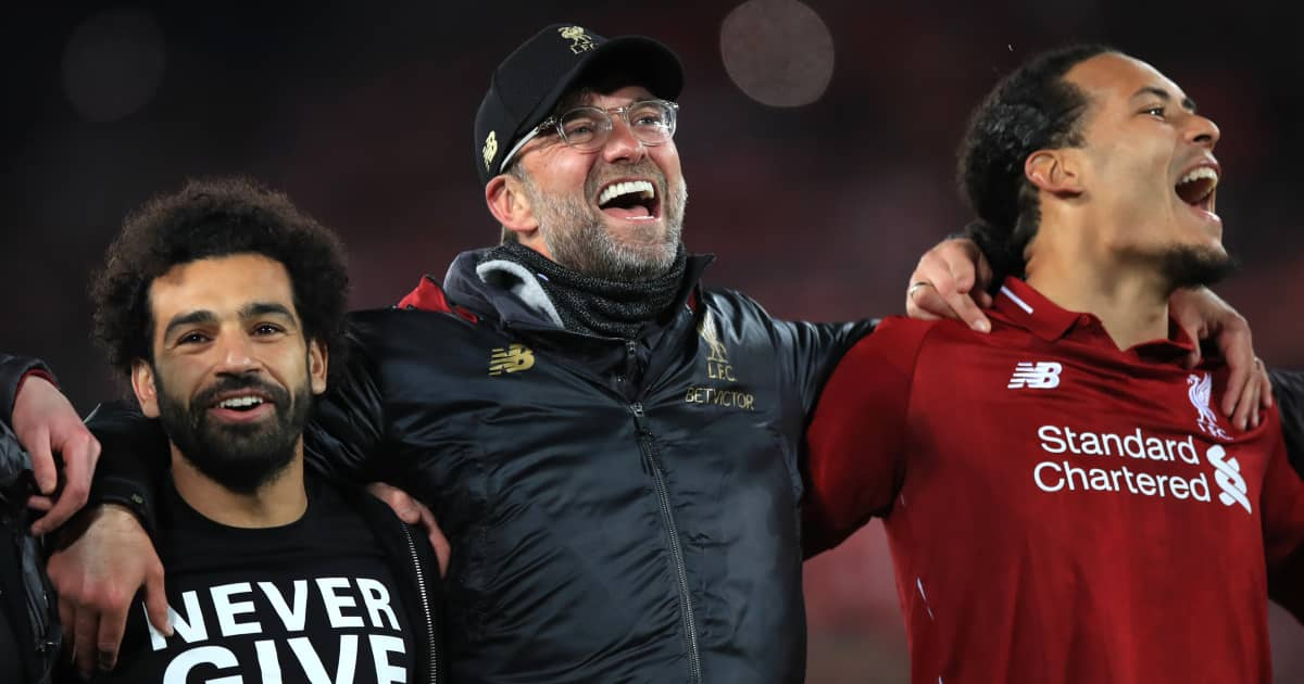 Barcelona line up 'dream' Liverpool raid with bizarre plan outlined