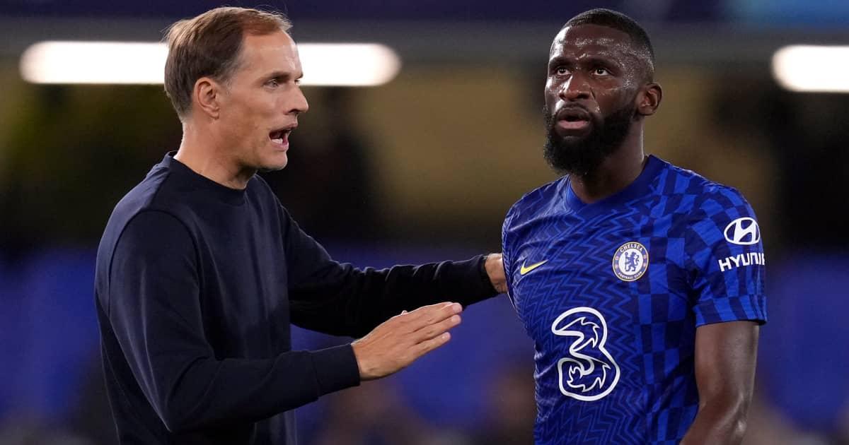 Chelsea receive bittersweet news on the future of Antonio Rudiger