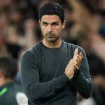 Arsenal manager Mikel Arteta 2021