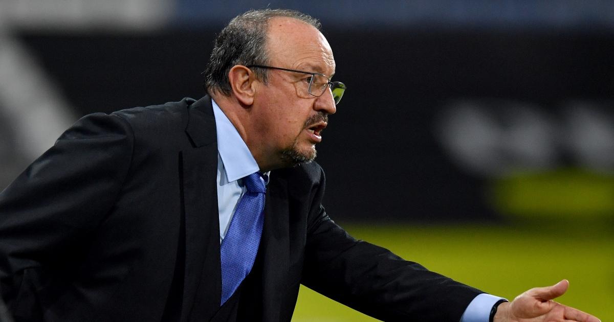 Rafa Benitez Everton