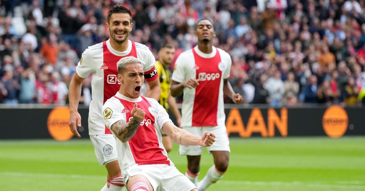 Antony Ajax Man City