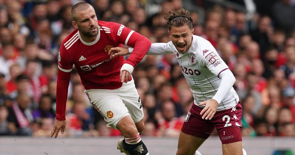 Man Utd hindered by double injury blow as Aston Villa make their point
