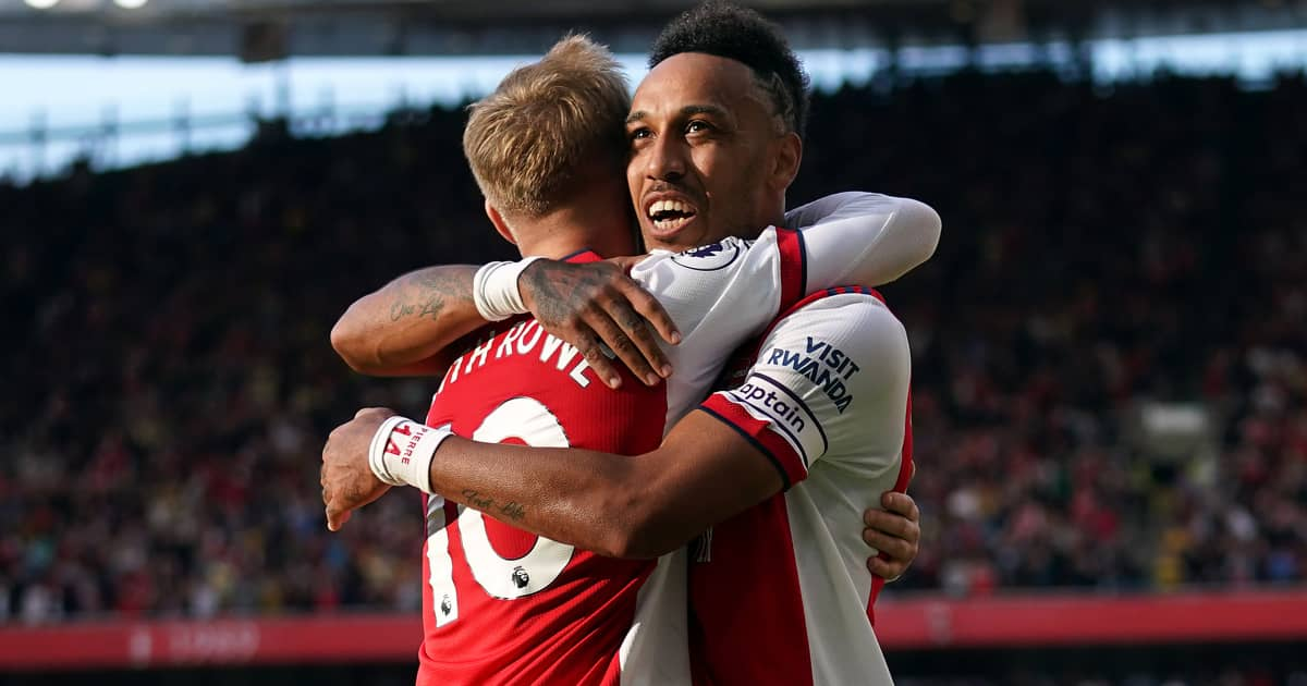 Player Ratings: Arsenal pair obliterate Tottenham amid Kane horror show
