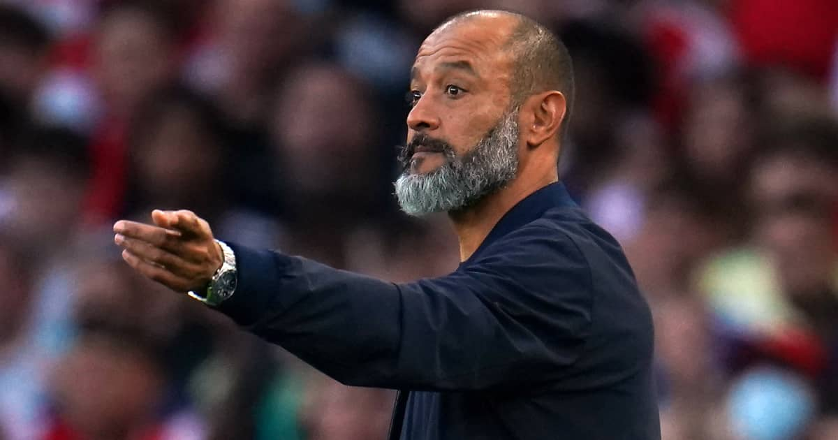 Nuno lays blame for Tottenham humbling at stars who didn't follow orders