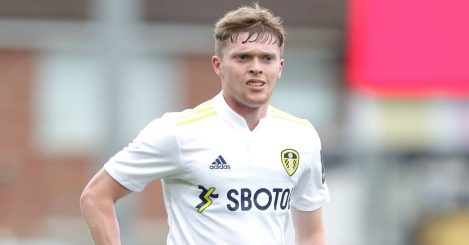 Leeds Utd star Jack Jenkins 2021